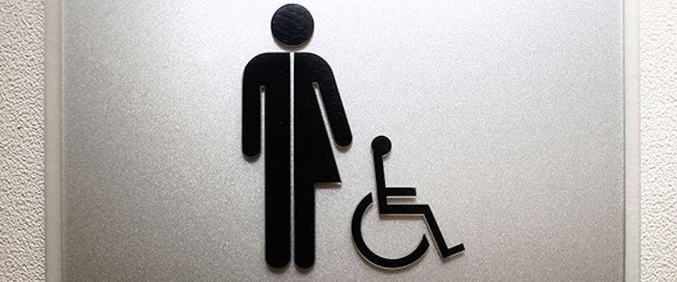 the semiotics of transgender bathroom signage | jordan zajac