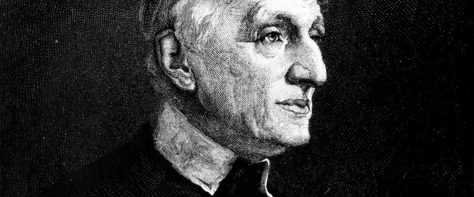 Humble John Henry Newman